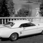 Ford Mustang II Concept Car 1963