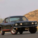 Ford Mustang K Code 1966