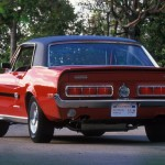 Ford Mustang High Coun 1968