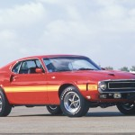 Ford Mustang Shelby GT 1969