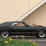 Ford Mustang Mach 1 35 1970