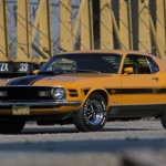 Ford Mustang Mach 1 Tw 1970
