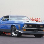 Ford Mustang Boss 351 1971