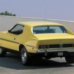 Ford Mustang Q Code 1973
