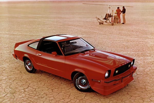 Ford Mustang King Cobra 1978