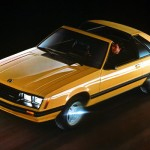 Ford Mustang GLX t-roo 1982