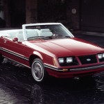 Ford Mustang GT Conver 1983