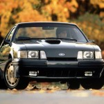 Ford Mustang SVO 1984