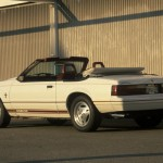 Ford Mustang Turbo GT3 1984