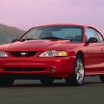Ford Mustang-Cobra 1998
