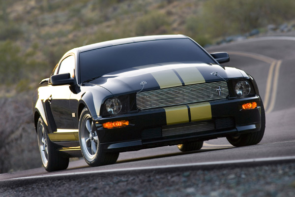 Ford Mustang GT500 2006