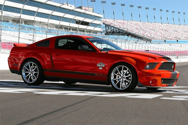 Ford Mustang GT500 Super Snake 2008