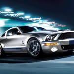 Ford Mustang Shelby GT 2009