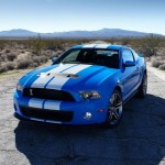 Ford Mustang GT500 2012