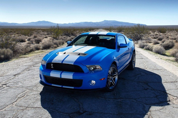 Ford Shelby Mustang GT500 2009