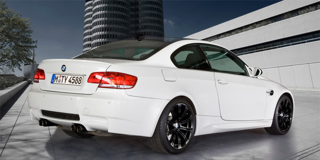 BMW-M3-Edition-Models