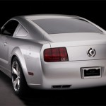 Ford Mustang Iacocca Silver 45th Anniversary Edition
