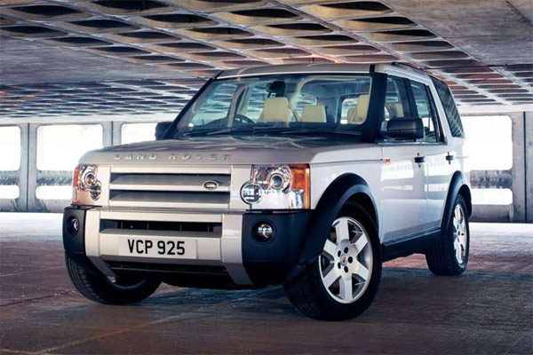 historia land rover discovery