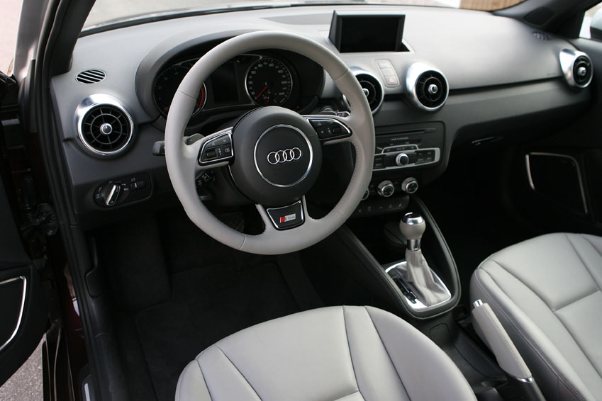 prueba audi a1 1 4 tfsi 185 cv s tronic exclusive periodismo del motor. Black Bedroom Furniture Sets. Home Design Ideas