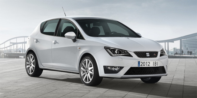 seat ibiza fr 2012 periodismo del motor. Black Bedroom Furniture Sets. Home Design Ideas