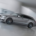 Mercedes CLS63 AMG Shooting Brake lateral