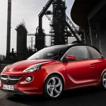 Opel Adam 2013 frontal