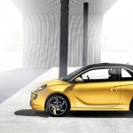 Opel Adam 2013 lateral