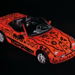BMW Z1 Art Car A R Penck