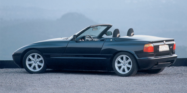 especial la historia del bmw z1 periodismo del motor. Black Bedroom Furniture Sets. Home Design Ideas