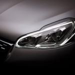 Peugeot 208 GTi luces Flat guide