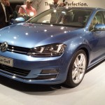Volkswagen Golf VII frontal