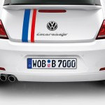 Beetle 53 Herbie Edition parte trasera