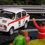 Abarth 850 Scalextric