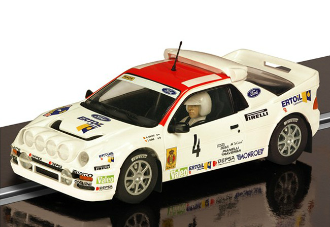 Ford RS200 Scalextric