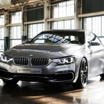 BMW Serie 4 Coupe Concept frontal