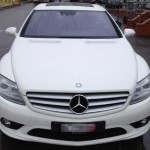 Superdeportivos Mercedes CL