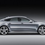 Audi RS7 Sportback lateral