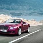 Bentley Continental GTC Speed 2013 delantera