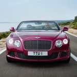 Bentley Continental GTC Speed 2013 morro