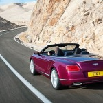 Bentley Continental GTC Speed 2013 zaga