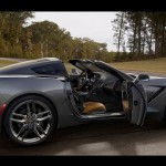 Chevrolet Corvette Stingray descapotado