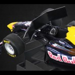 F1 Motion Simulation Red Bull