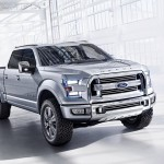 Ford Atlas Concept frontal