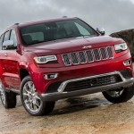 Jeep Grand Cherokee 2013 frontal