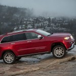 Jeep Grand Cherokee 2013 lateral