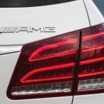 Mercedes-Benz E63 AMG estate detalle