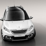 Peugeot 2008 frontal