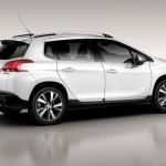 Peugeot 2008 lateral