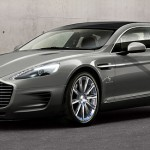 Aston Martin Rapide shooting brake delantera