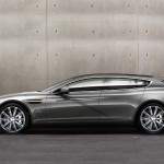 Aston Martin Rapide shooting brake lateral